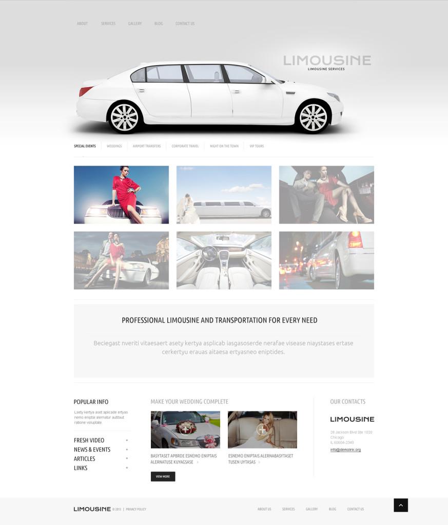 szablon-wordpress-51086-na-temat-limuzyna-uslugi