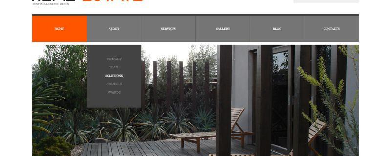 Szablon WordPress – 45036